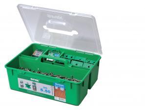 GREEN BOX pour bois exotique