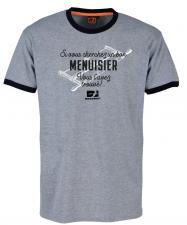 Tee-shirt métiers - Menuisier
