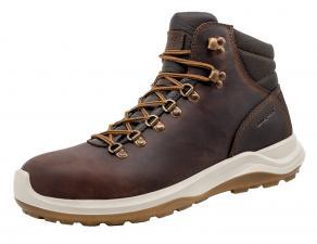 Chaussures hautes MID TREK Marron S3